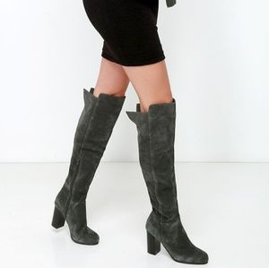 Kensie 'Ginette' Over the Knee Boot